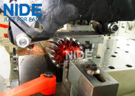 Servo double cutter cnc armature Commutator Turning Machine lathe