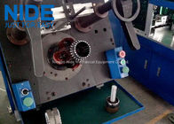 Automatic Stator Coil Inserting embedded Machine For Air Conditioner , Washing Machine Motor