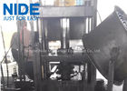 Aluminum Armature Rotor Casting Machine , Die Casting Equipment Plc Controlled