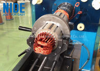 Sinlge Stator Coil Inserting Machine Horizontal Type For Deep Water Pump Motor
