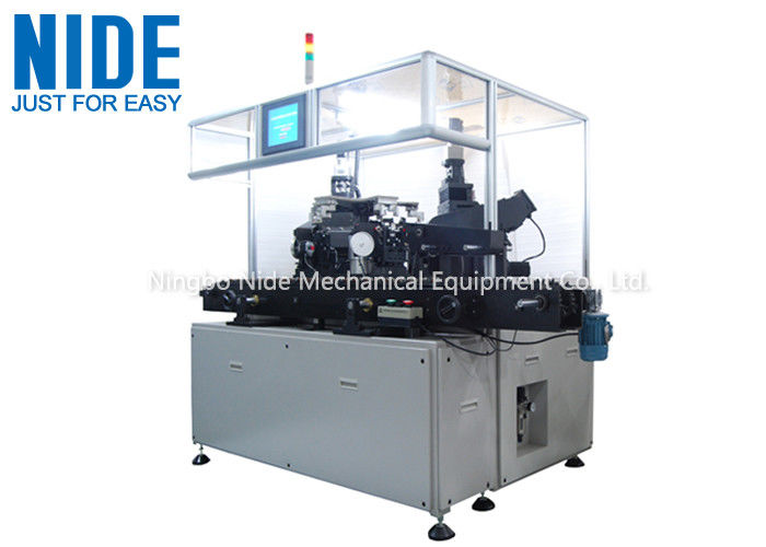 Five Working Stations Armature Balancing Machine For Automatic Production Line