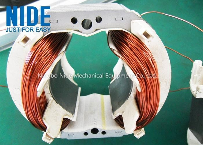 Automatic Electric Motor Winding Machine / ​2 Poles Stator Coil Winding Machine