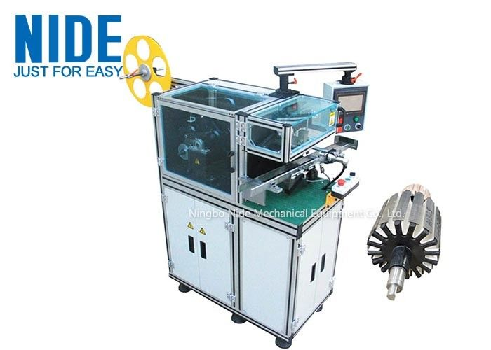 8 ~ 24 Slots paper inserter machine for inserting insulation paper into armature slot