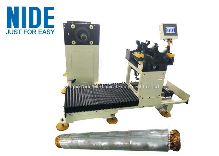 High Automation Coil Inserting Machine Deep Water Pump Coil Insertion Machine india