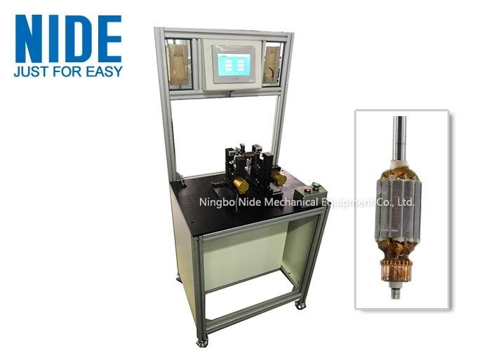 high efficiency customized motor Dynamic Armature Balancing Machine