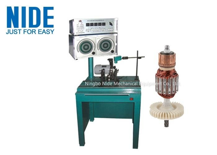 Semi-auto Armature Balancing Machine for electric motor