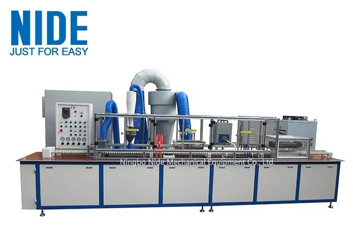 Insulating Epoxy Powder Coating Machine For Armature Rotor Automotive Motorcycle