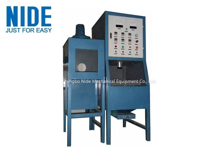 Powder Heating And Coating Machine For Stator , With High Automation