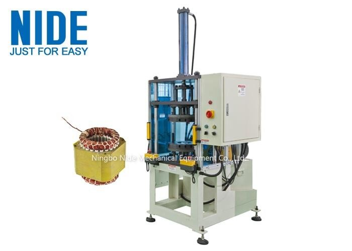 NIDE Full-automatic small stator coil final forming machine electric motor