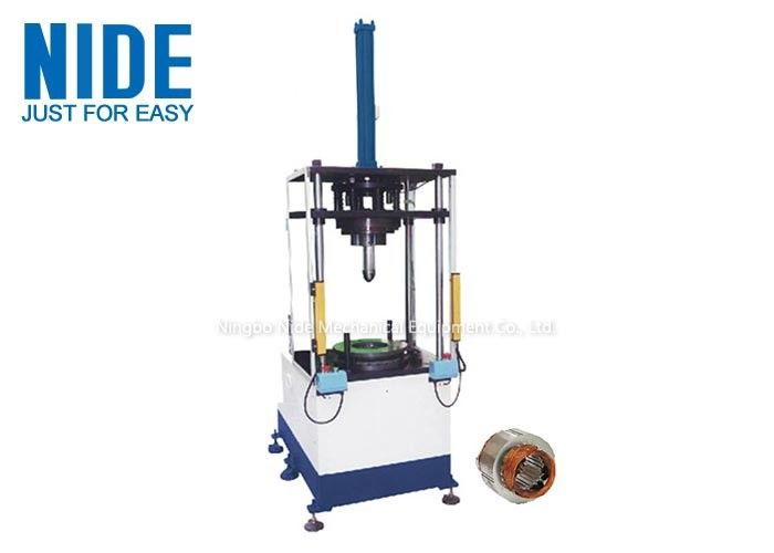 Automatic coil making machine , Stator Coil Pre - Forming Machine For Induction Motor