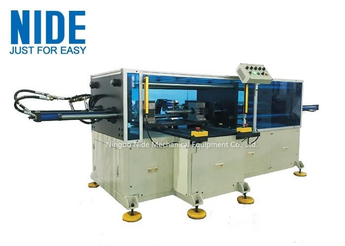 Horizontal Type Stator Coil Middle Forming Machine With Auto Slider