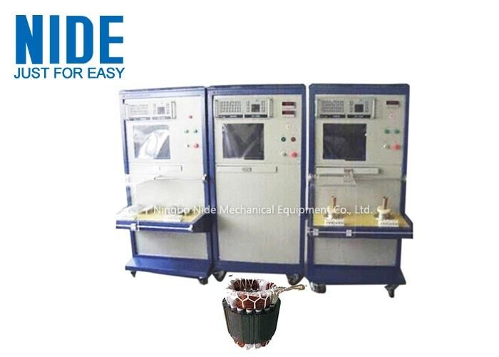 Stator Performance Testing Panel Machine For Insulation Resistance