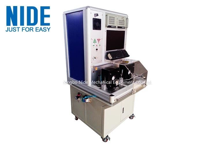 DOS system Motor Testing Equipment / Machinery Armature Testing Panel