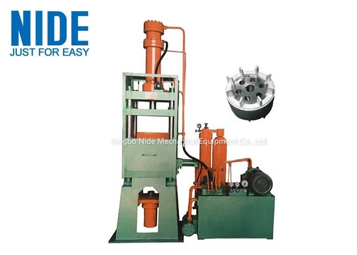 Rapid Mould Closing Rotor Casting Machine Aluminum Vertical Die Casting Machine