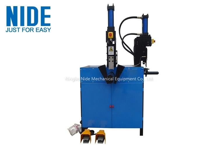 Stand Alone Stator Copper Coil Wire Cutting Machine Three / Single Phase Stator