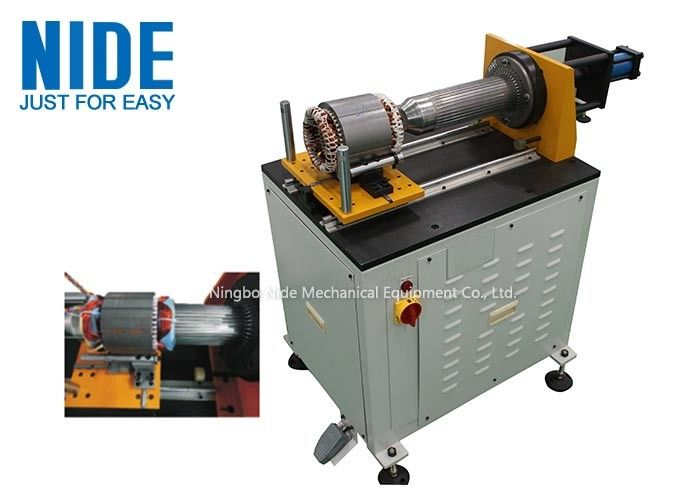 Horizontal Structure Induction Motor Stator Wedge Expanding Machine Middle size