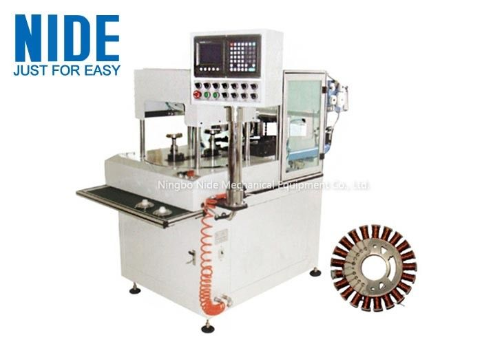 Full Automatic External Armature Winding Machine / In Slot High Speed Winding Machine