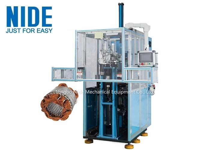 Full Automatic Coil Forming Machine For Electric Air Conditioner Motor