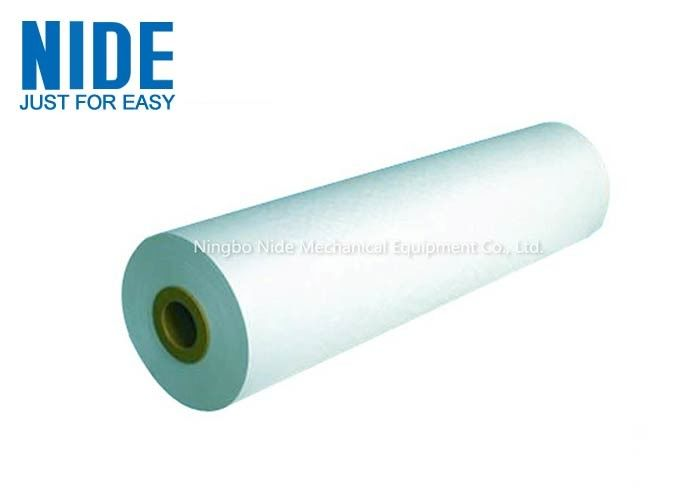 High Voltage Electric Motor Spare Parts Flexible 6520 Class E Composite Insulation Fish Paper